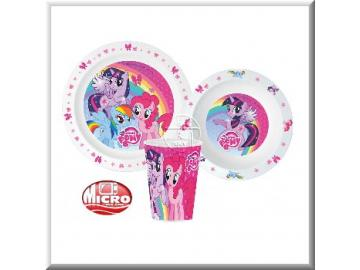 Essenset 'My little Pony'
