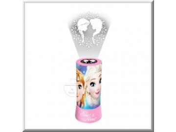 2 in 1 Lampe 'Frozen'