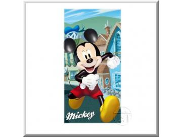 Bade-/Strandtuch 'Mickey Mouse'