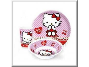 Essenset 'Hello Kitty'