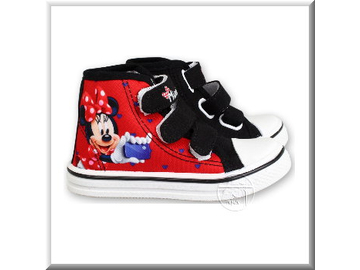Sneaker 'Minnie Mouse'