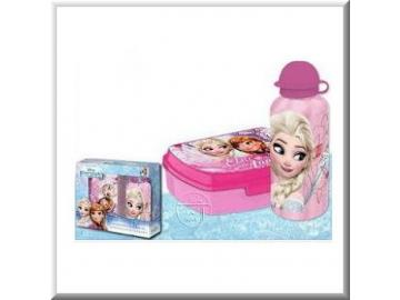 Set Sandwichbox / Trinkflasche 'Frozen'